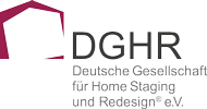 Logo: Deutsche Gesellschaft für Home Staging und Redesign® e.V.